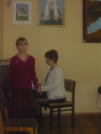 песни, репетиция