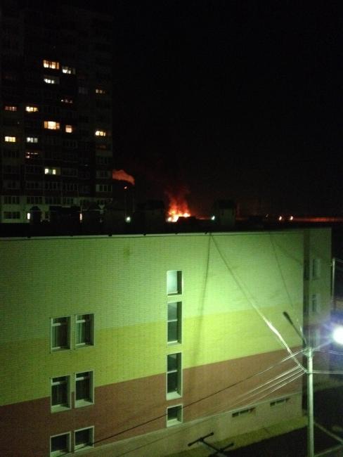 Пожар во ВНИИССОКЕ