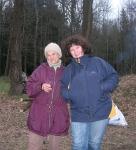 Антонина Даниловна и Лилия