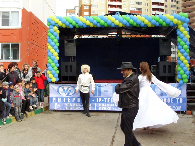 Танцы шманцы