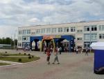 """Школа """"Дружба"""" в пос. ВНИИССОК-Дубки, в которой проходили мероприятия"""