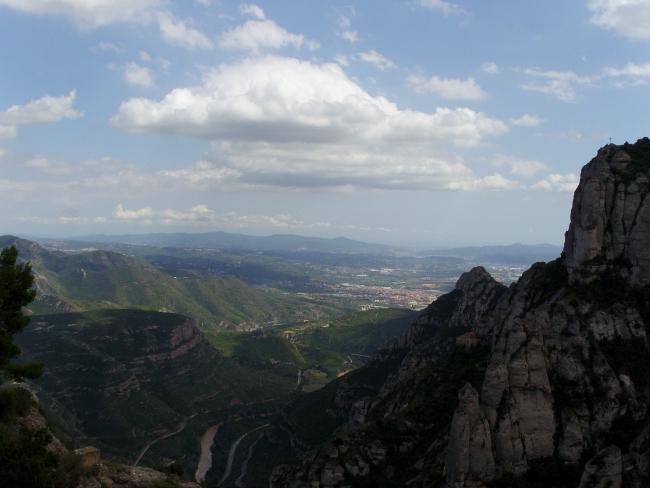 Горно-равнинный пейзаж
