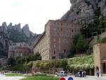 На территории испанского монастыря Монтсеррат (часть-2)