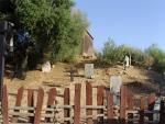 Кладбище дохлых янки в Port Aventura (на Диком Западе)