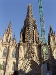 Барселона. Кафедральный собор