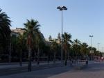 Барселона. Набережная