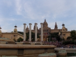Барселона. Дворец современного искусства