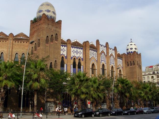 Барселона. Главная городская живодёрня
