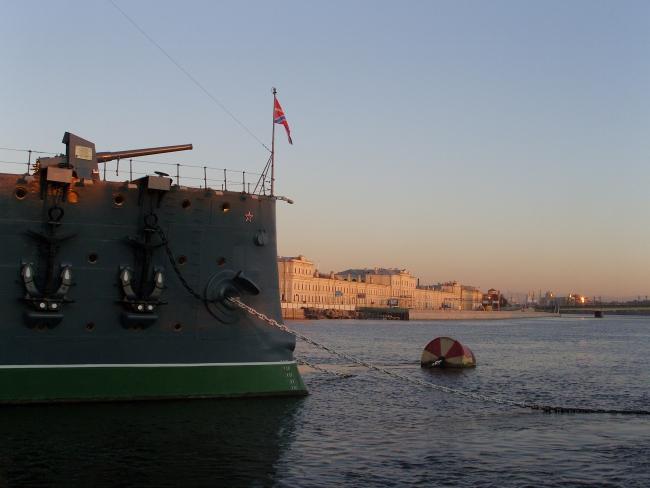 Вечерний Петроград