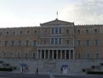Афины. Парламентский дворец