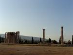 Афины. Руины...