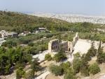 Афины. Вид на город с Акрополя