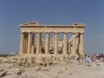 Афины. Акрополис. Парфенон