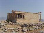 Афины. Акрополис. Эрехтейон