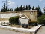 Фермопилы. 300 спартанцев. Памятник (правая часть)