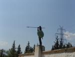 Фермопилы. 300 спартанцев. Памятник