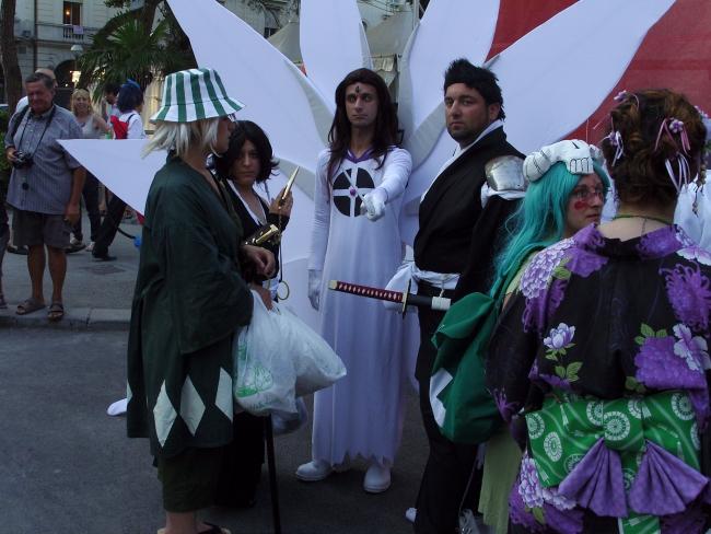 Римини. Фестиваль мультяшных персонажей - 1
