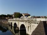 Римини. Мост, которому более двух тысяч лет...