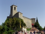 Сан-Марино. La Rocca o Guiata