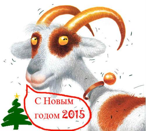 C Новым 2015 годом!!!